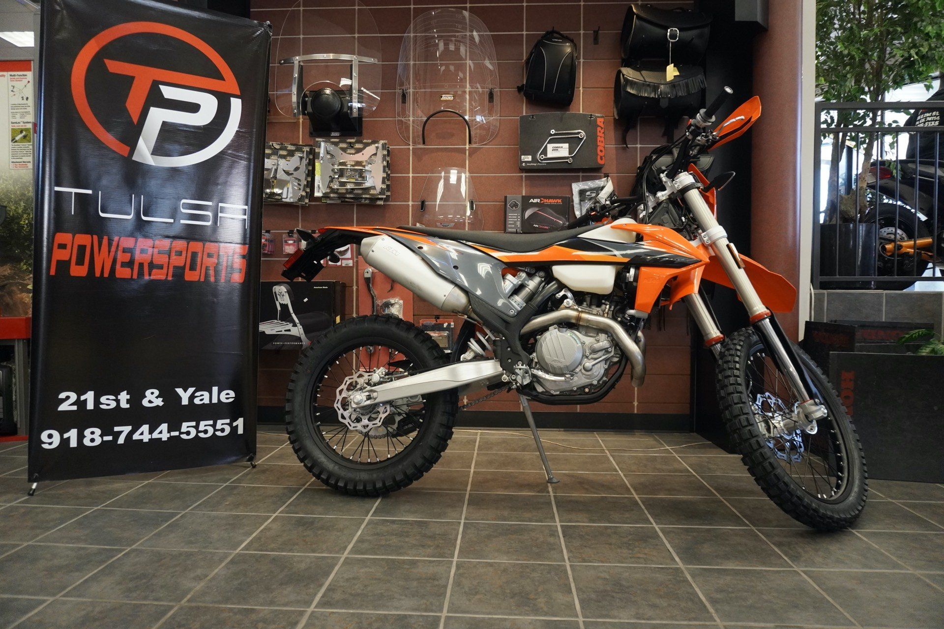 2021 KTM 500 EXC-F in Tulsa, Oklahoma - Photo 2