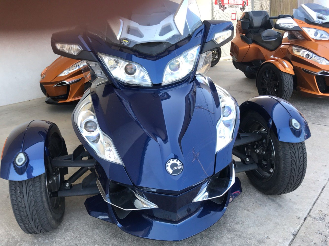 2010 Can-Am Spyder® RT-S SE5 in Tulsa, Oklahoma - Photo 2