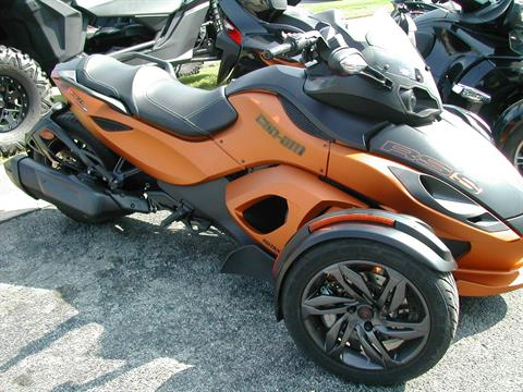 2013 Can-Am Spyder® RS-S SE5 in Tulsa, Oklahoma