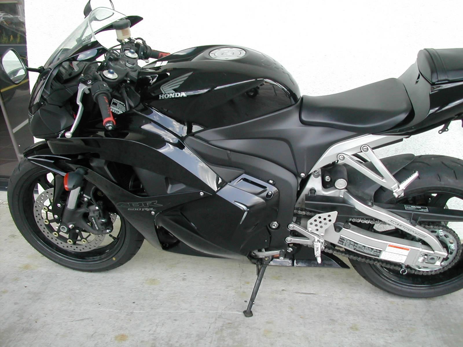 2011 CBR600RR