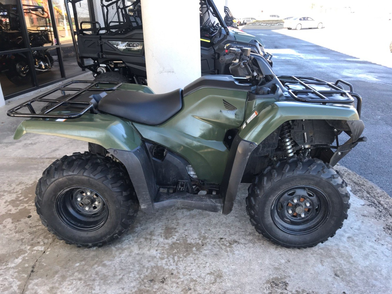 2018 Honda FourTrax Rancher 4x4 for sale 88399