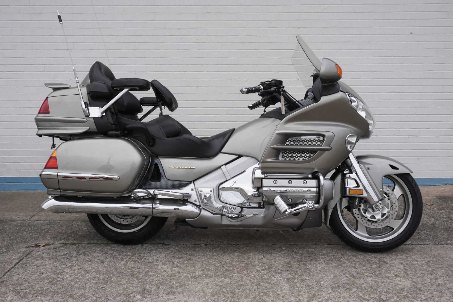 2002 Honda Gold Wing in Tulsa, Oklahoma - Photo 20