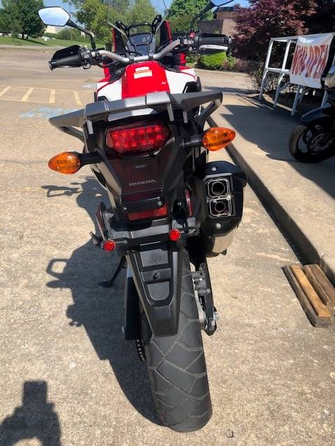 2016 Honda Africa Twin DCT in Tulsa, Oklahoma - Photo 3