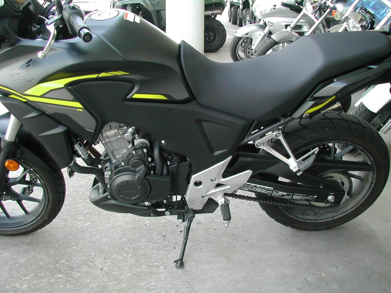 2015 Honda CB500X In Tulsa, Oklahoma