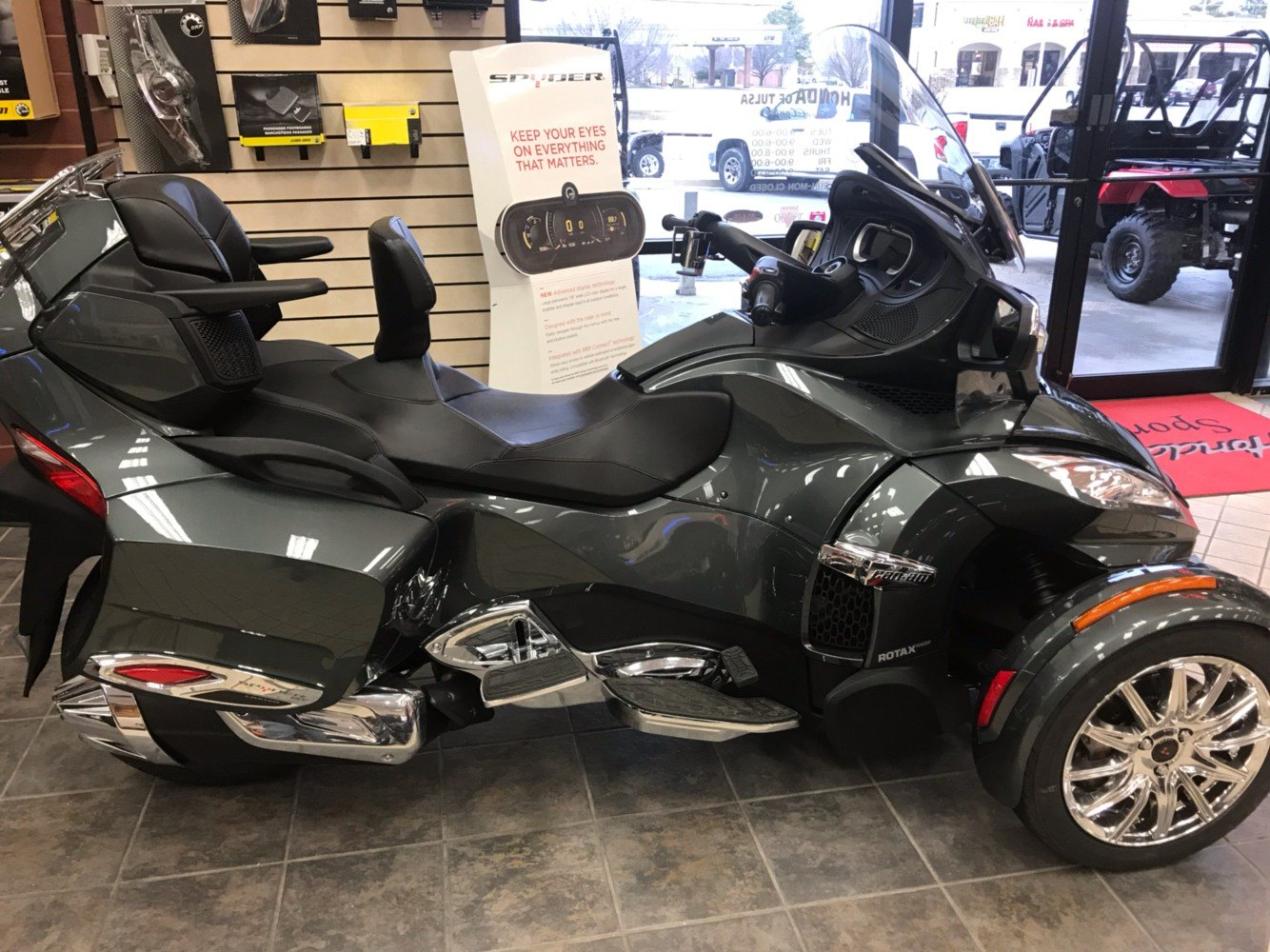 2018 Can-Am Spyder RT Limited for sale 11626