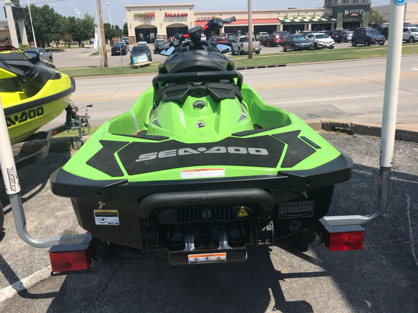 2018 Sea-Doo GTR-X 230 in Tulsa, Oklahoma