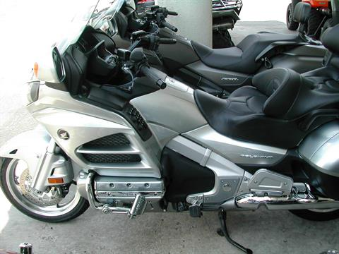 2015 Honda Gold Wing® Audio Comfort in Tulsa, Oklahoma
