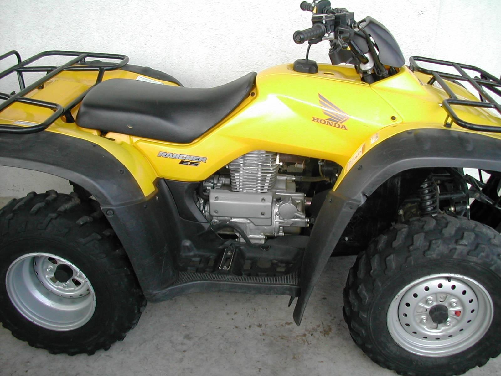 2005 FourTrax Rancher 4X4 ES