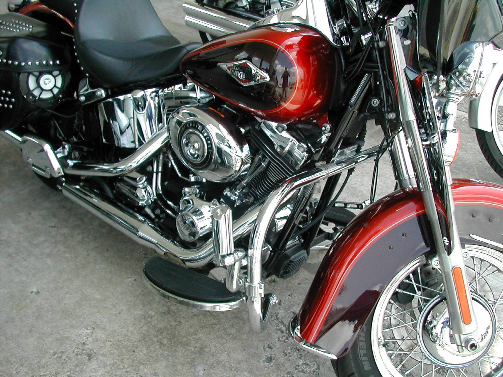 Harley Davidson Heritage Softail Used 2013 Classic Motorcycles In Tulsa Oklahoma
