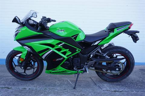 2014 Kawasaki Ninja® 300 ABS SE in Tulsa, Oklahoma - Photo 3