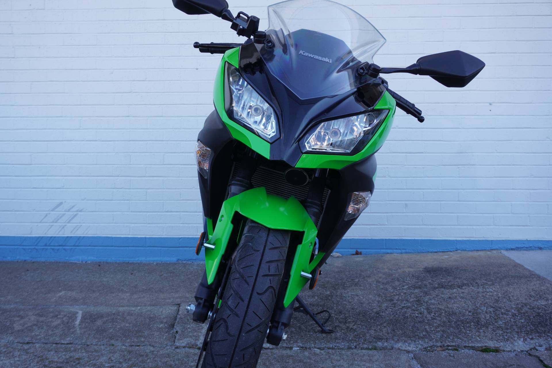 2014 Kawasaki Ninja® 300 ABS SE in Tulsa, Oklahoma - Photo 14