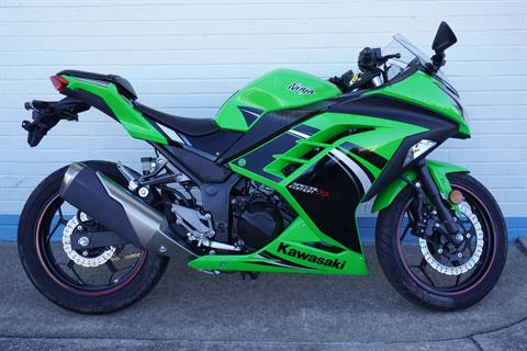 2014 Kawasaki Ninja® 300 ABS SE in Tulsa, Oklahoma - Photo 23