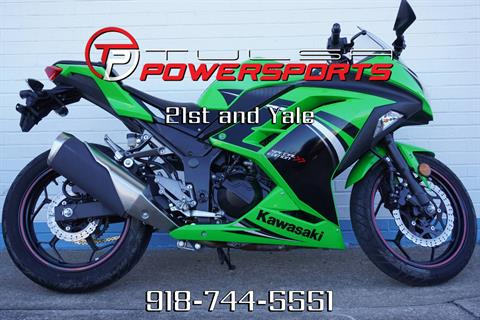 2014 Kawasaki Ninja® 300 ABS SE in Tulsa, Oklahoma - Photo 4