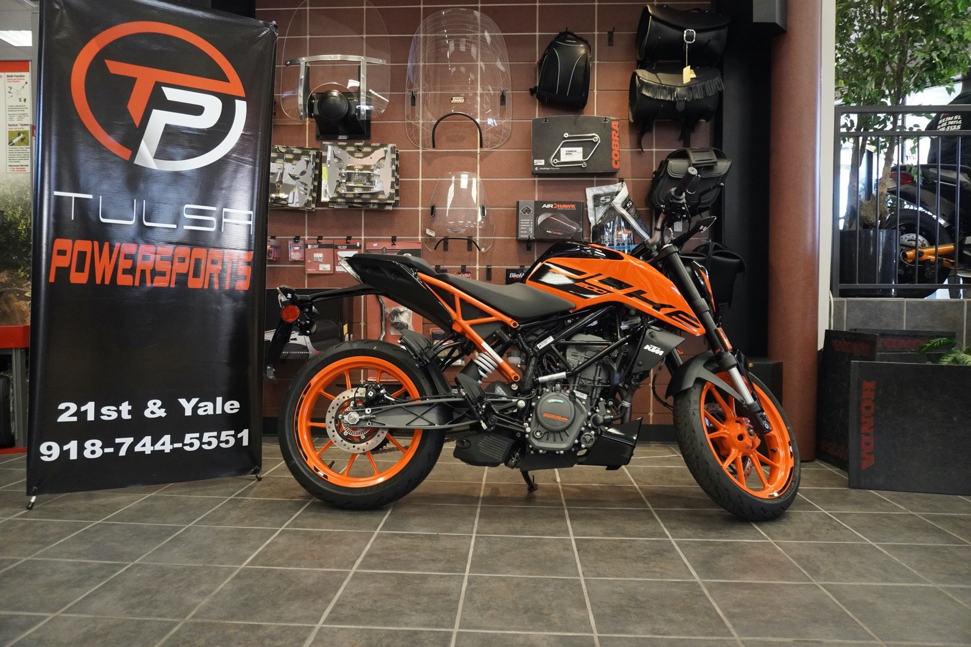 2021 KTM 200 Duke in Tulsa, Oklahoma - Photo 1