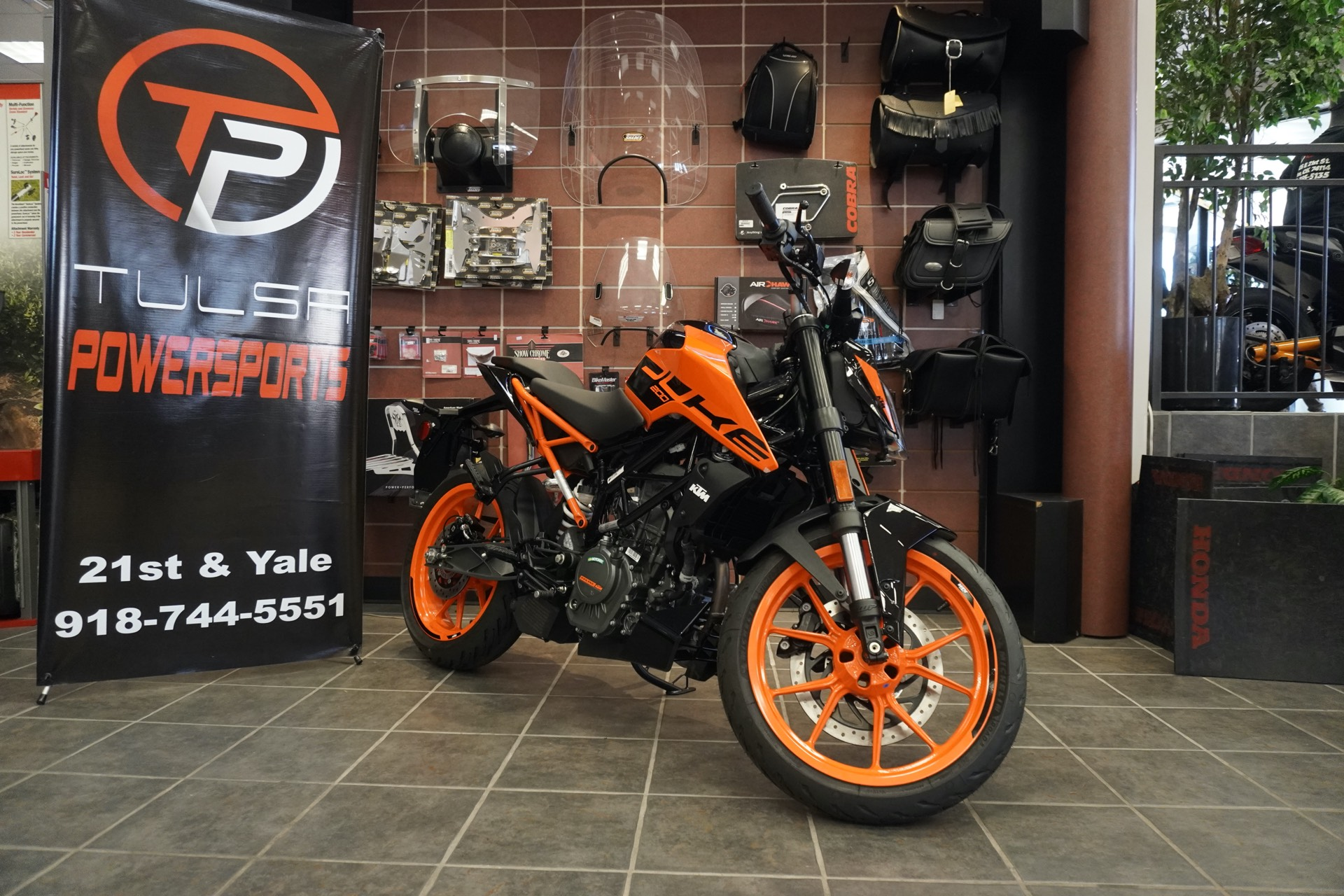 2021 KTM 200 Duke in Tulsa, Oklahoma - Photo 2