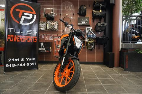 2021 KTM 200 Duke in Tulsa, Oklahoma - Photo 4