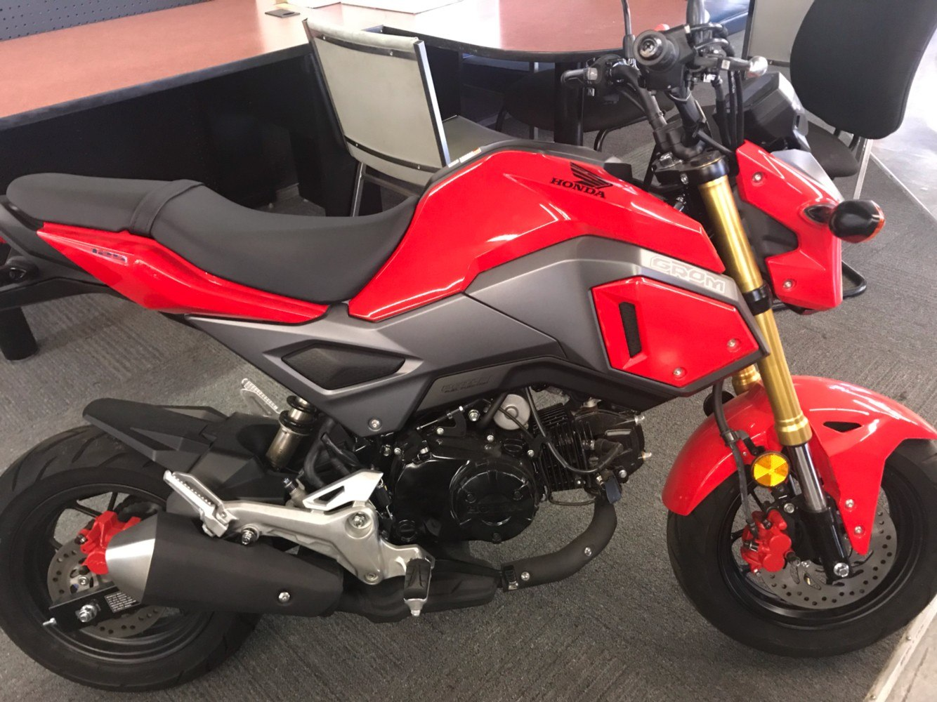 2018 Honda Grom for sale 43328