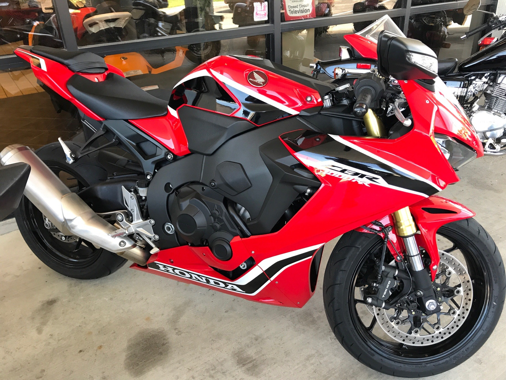 2017 Honda CBR1000RR for sale 57072