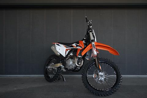 2021 KTM 450 SX-F in Tulsa, Oklahoma - Photo 1
