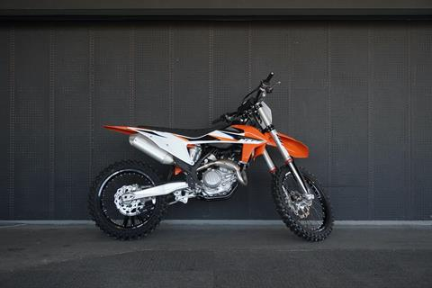 2021 KTM 450 SX-F in Tulsa, Oklahoma - Photo 2