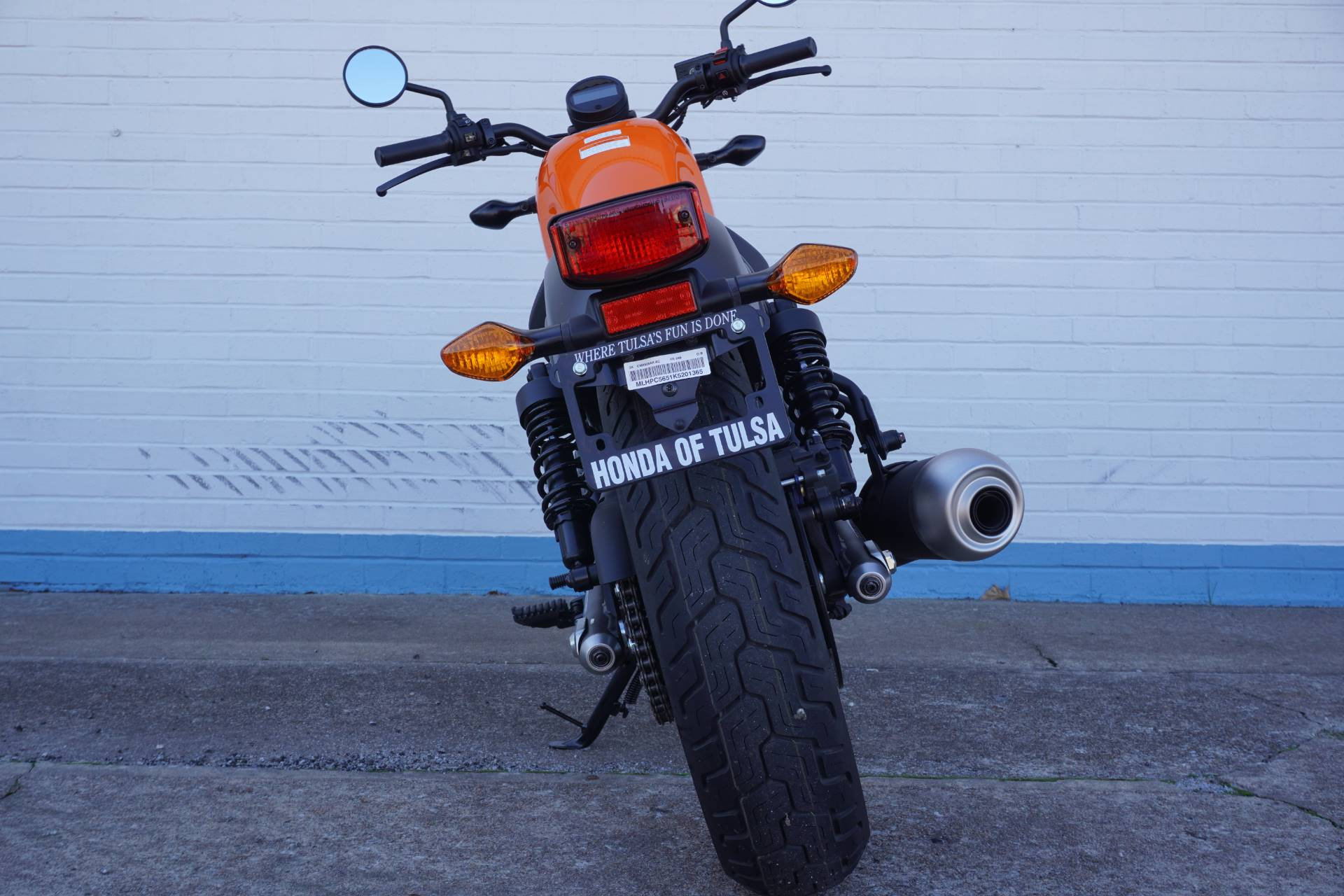 2019 Honda Rebel 500 ABS in Tulsa, Oklahoma - Photo 12