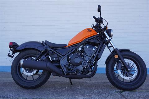 2019 Honda Rebel 500 ABS in Tulsa, Oklahoma - Photo 1