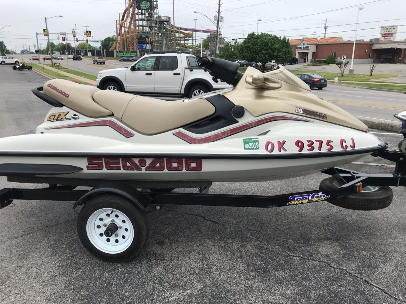 1999 Sea-Doo GTX RFI for sale 116884