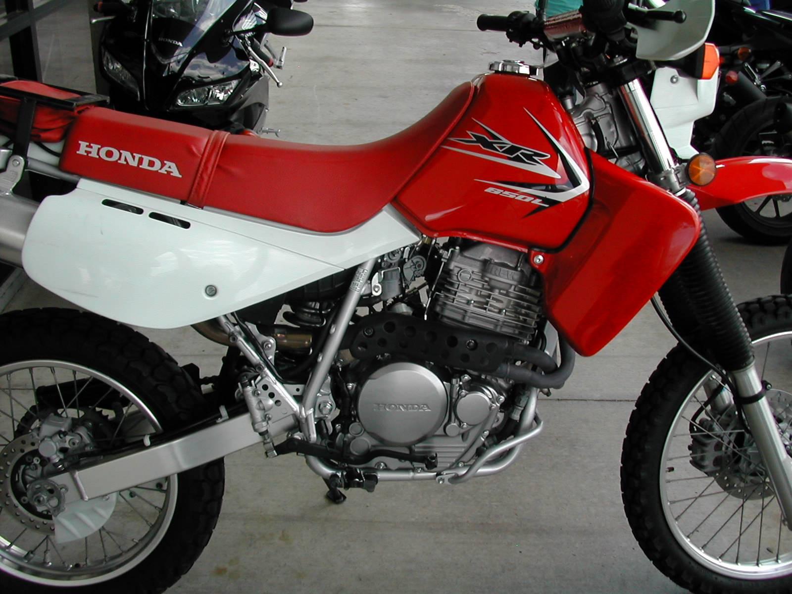 2012 XR650L