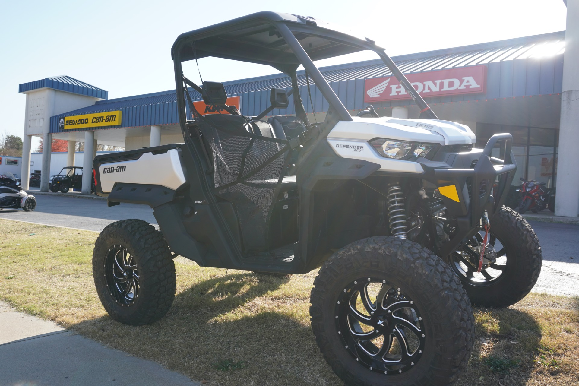 2020 Can-Am Defender XT HD10 in Tulsa, Oklahoma - Photo 4