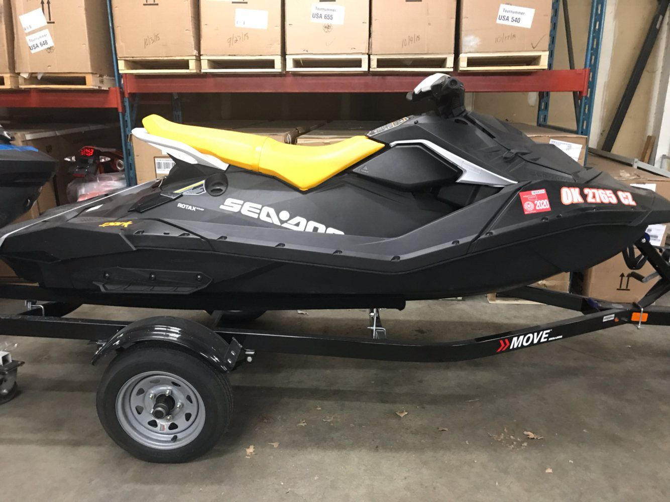 2018 Sea-Doo SPARK 3up 900 H.O. ACE iBR & Convenience Package P for sale 78220