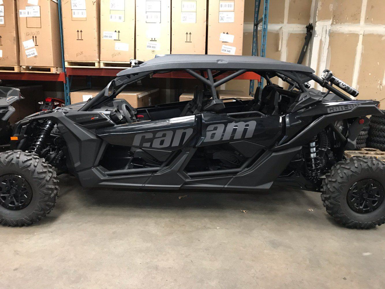 2018 Can-Am Maverick X3 Max X rs Turbo R for sale 91638