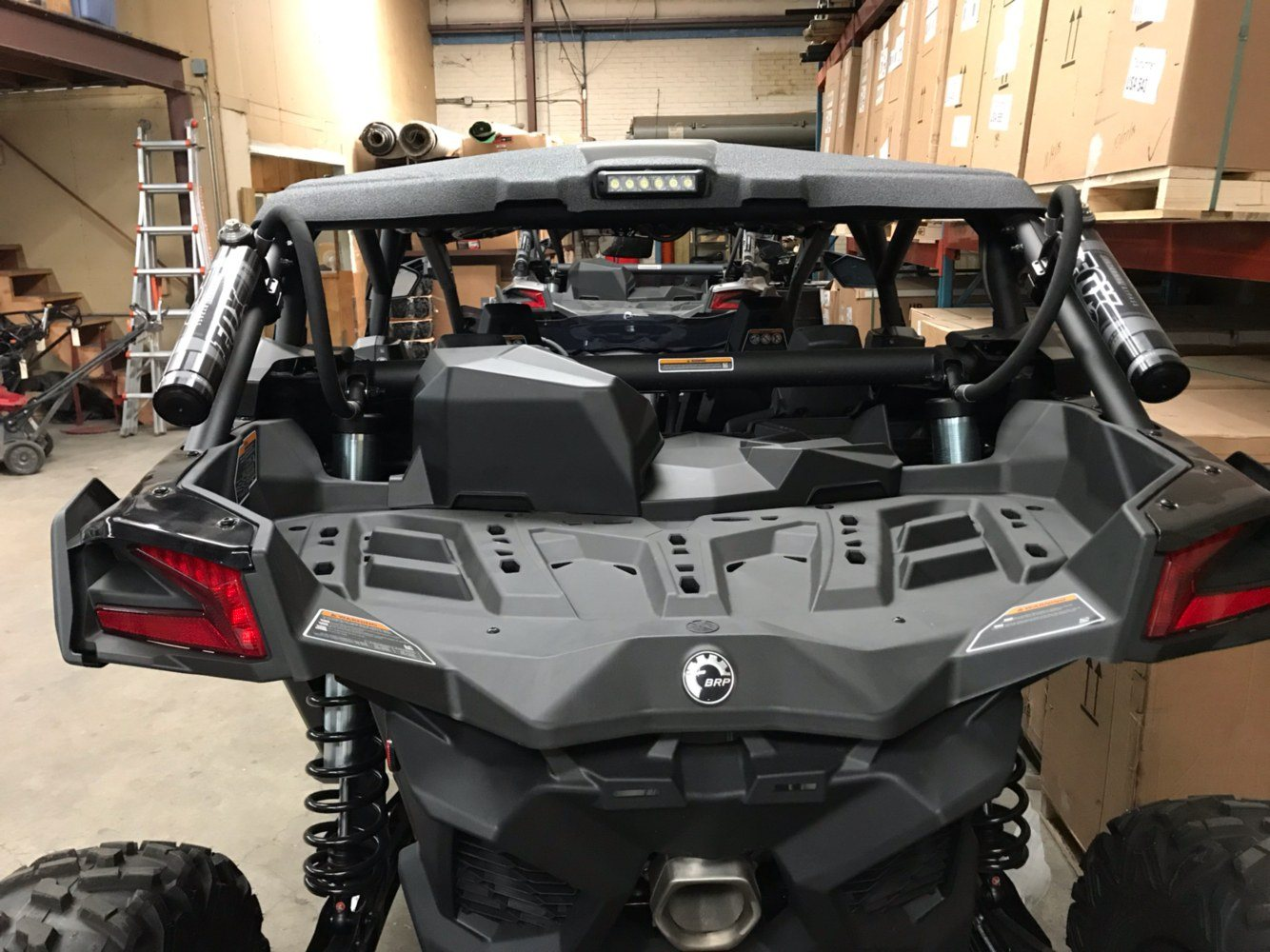 2018 Can-Am™ Maverick X3 Max X rs Turbo R 4