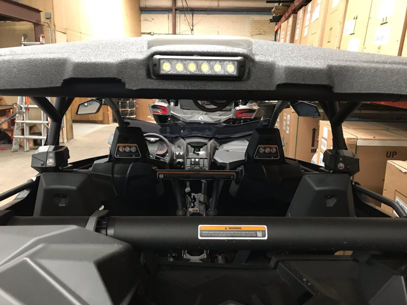 2018 Can-Am™ Maverick X3 Max X rs Turbo R 5