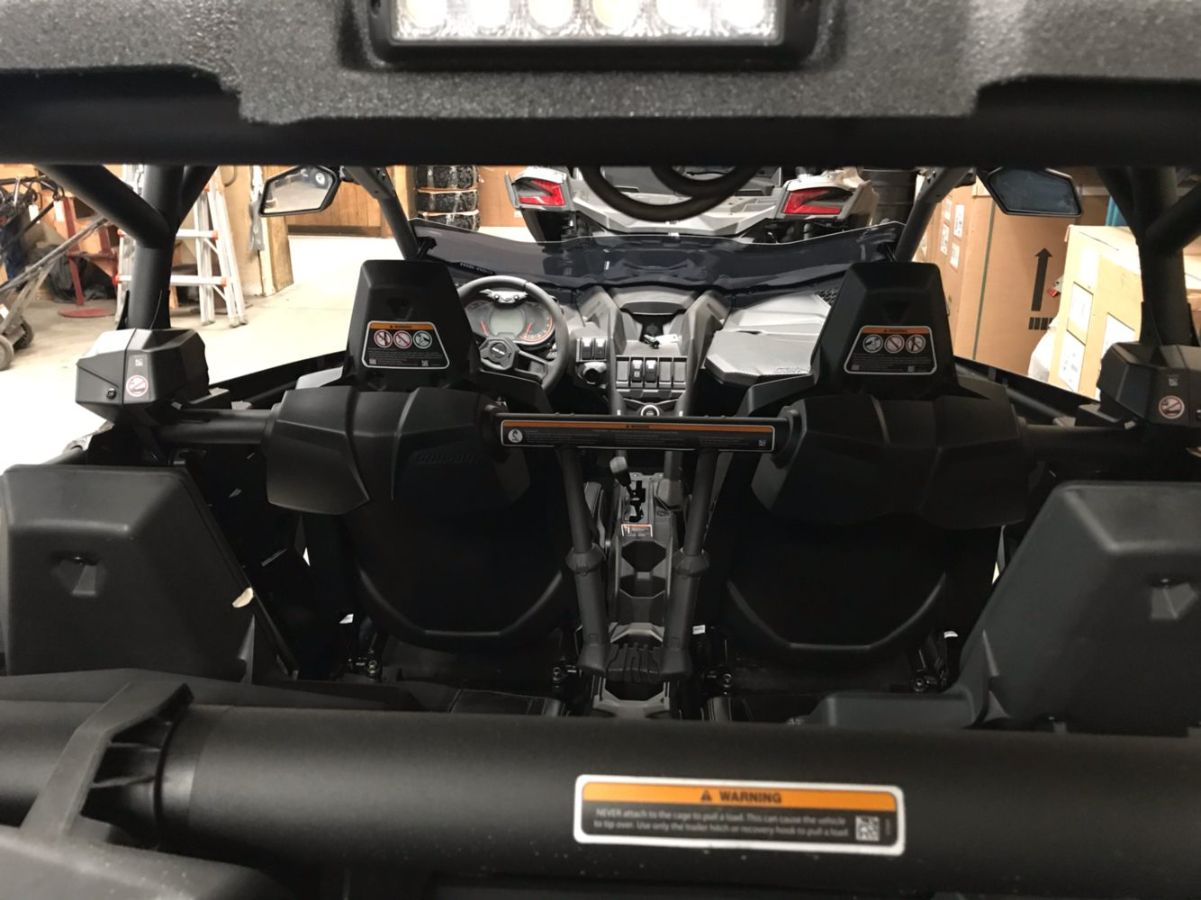 2018 Can-Am™ Maverick X3 Max X rs Turbo R 12