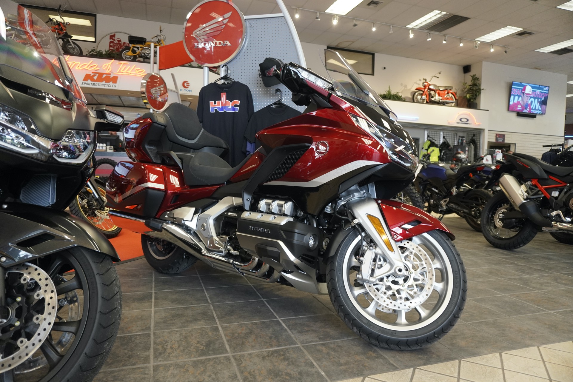 2021 Honda Gold Wing Tour Automatic DCT in Tulsa, Oklahoma - Photo 1
