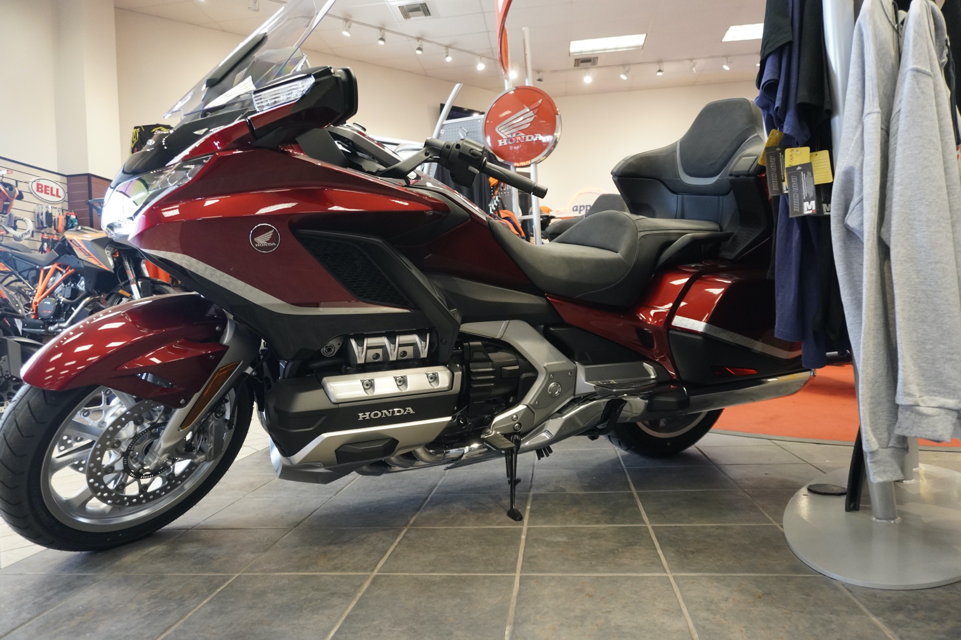 2021 Honda Gold Wing Tour Automatic DCT in Tulsa, Oklahoma - Photo 2