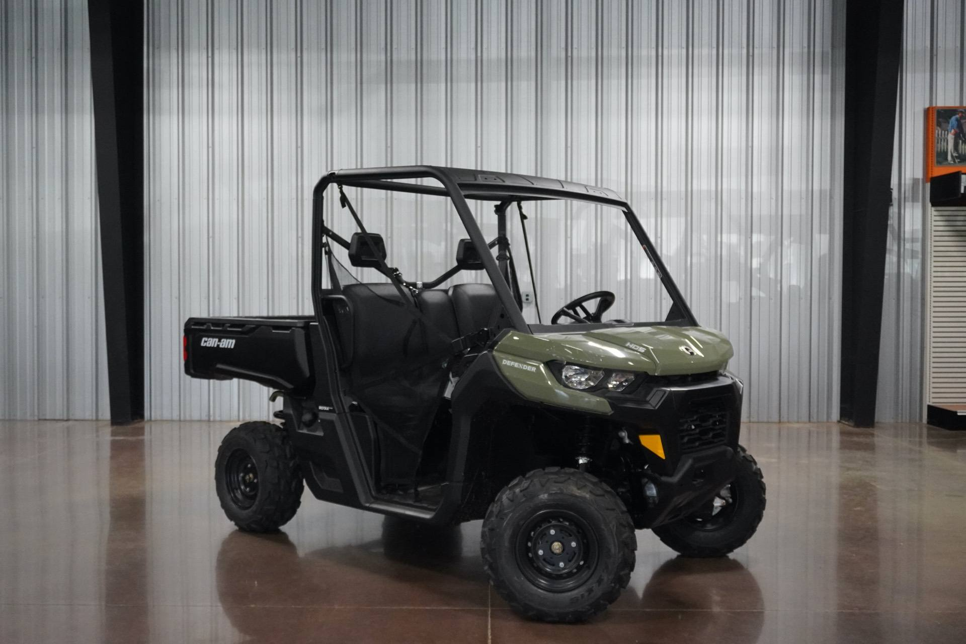 2021 Can-Am Defender DPS HD5 in Sapulpa, Oklahoma - Photo 1
