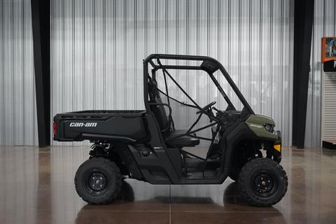 2021 Can-Am Defender DPS HD5 in Sapulpa, Oklahoma - Photo 2