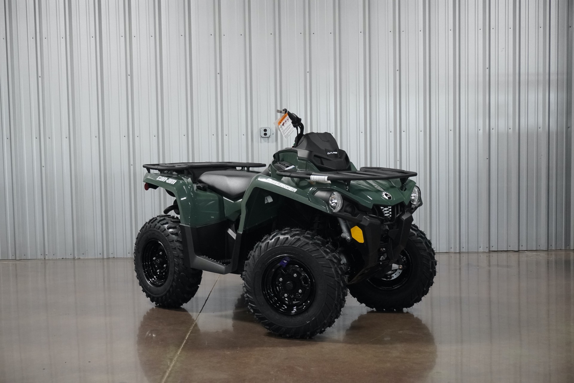 2021 Can-Am Outlander 450 in Sapulpa, Oklahoma - Photo 2