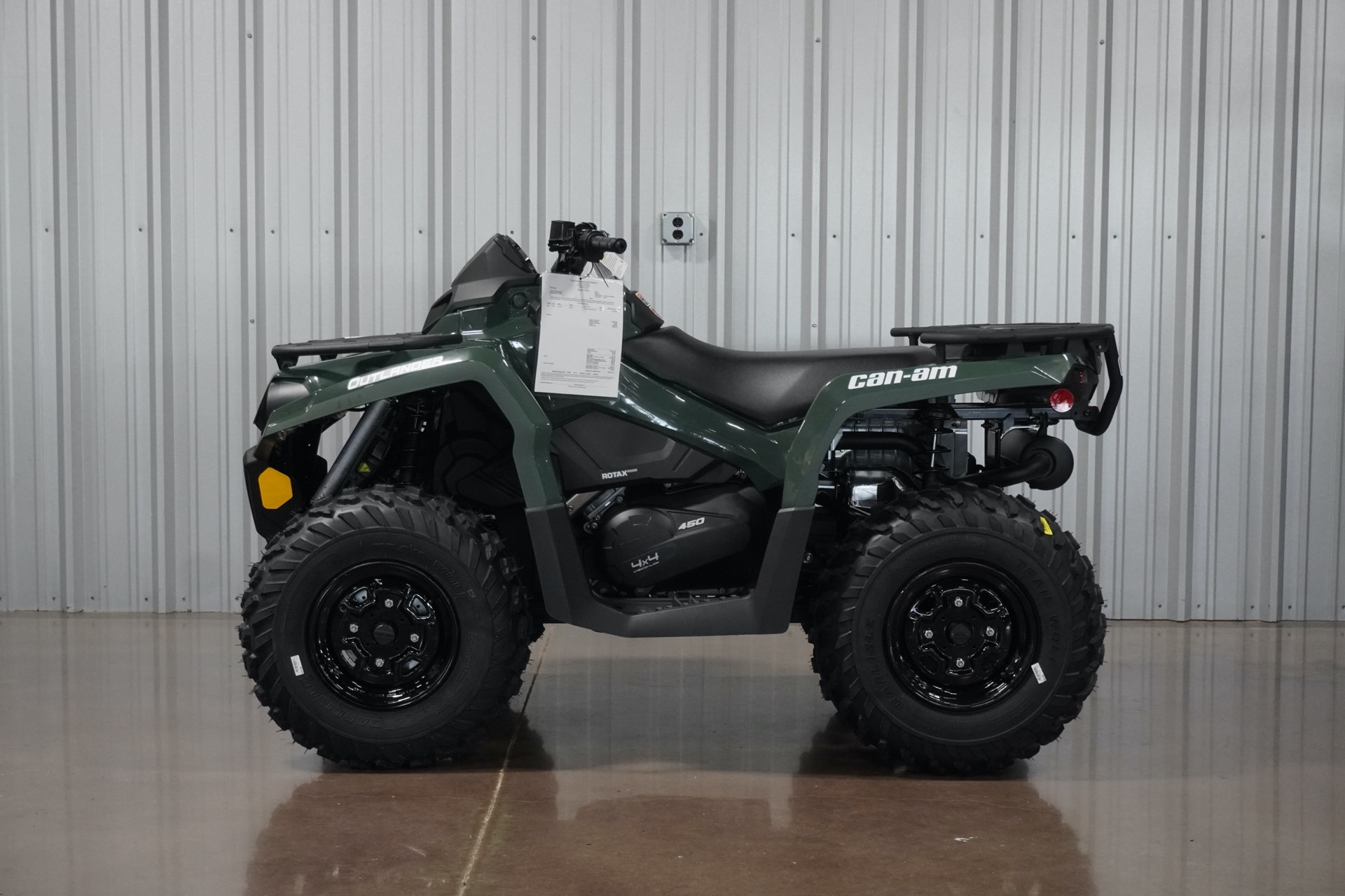 2021 Can-Am Outlander 450 in Sapulpa, Oklahoma - Photo 4
