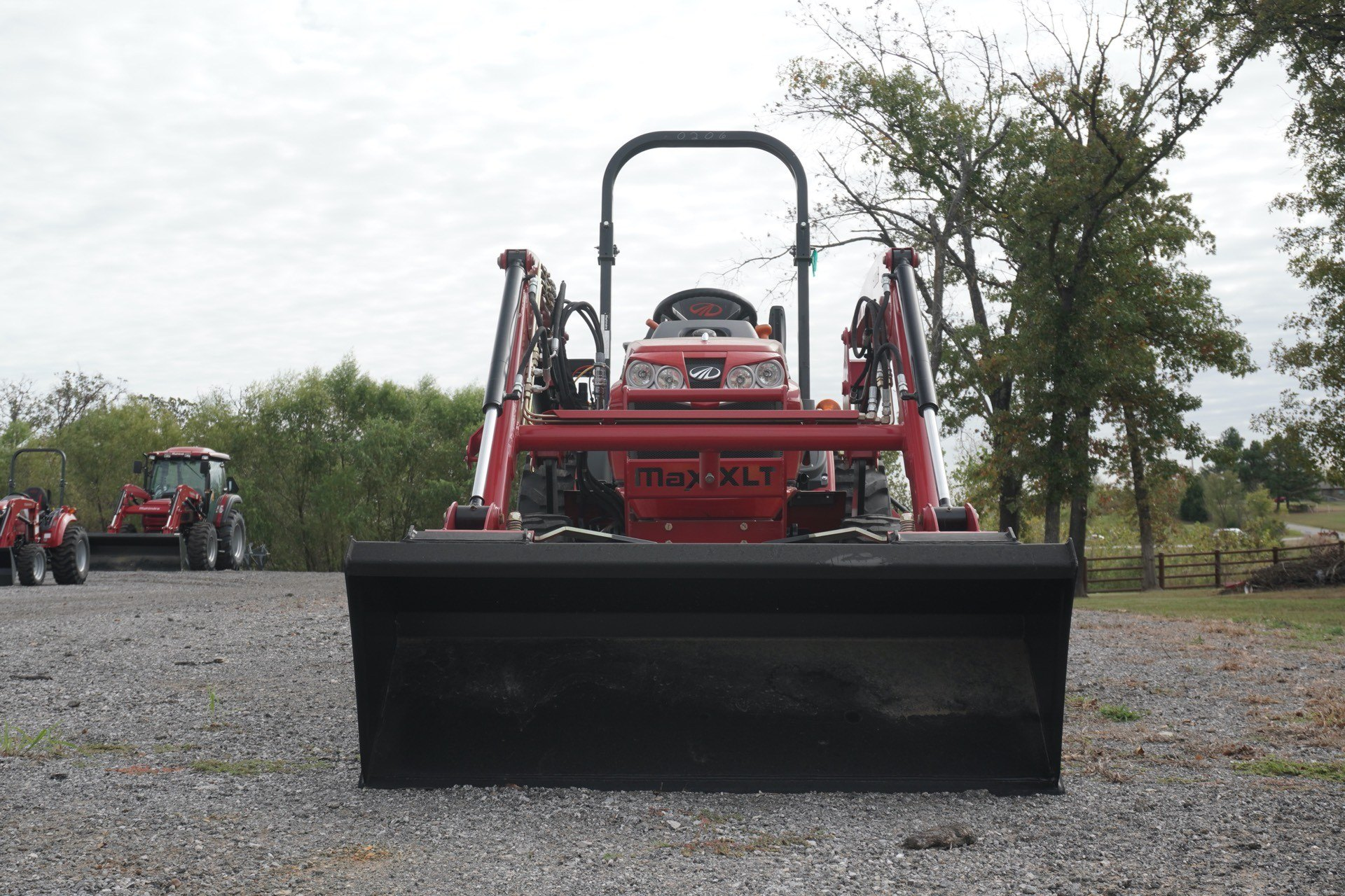 2020 Mahindra eMax 20S HST in Sapulpa, Oklahoma - Photo 3