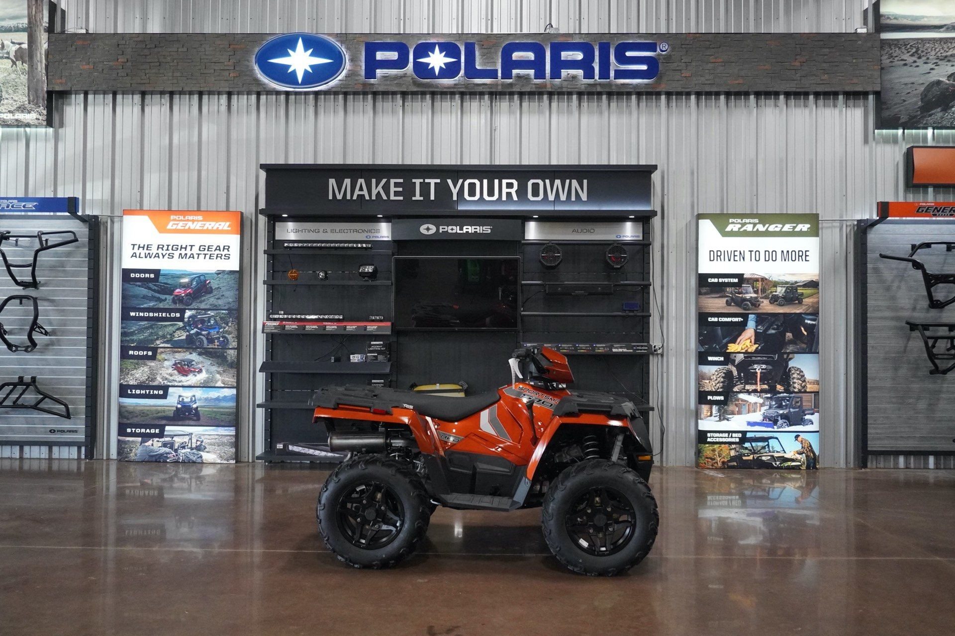 2020 Polaris Sportsman 570 Premium in Sapulpa, Oklahoma - Photo 2