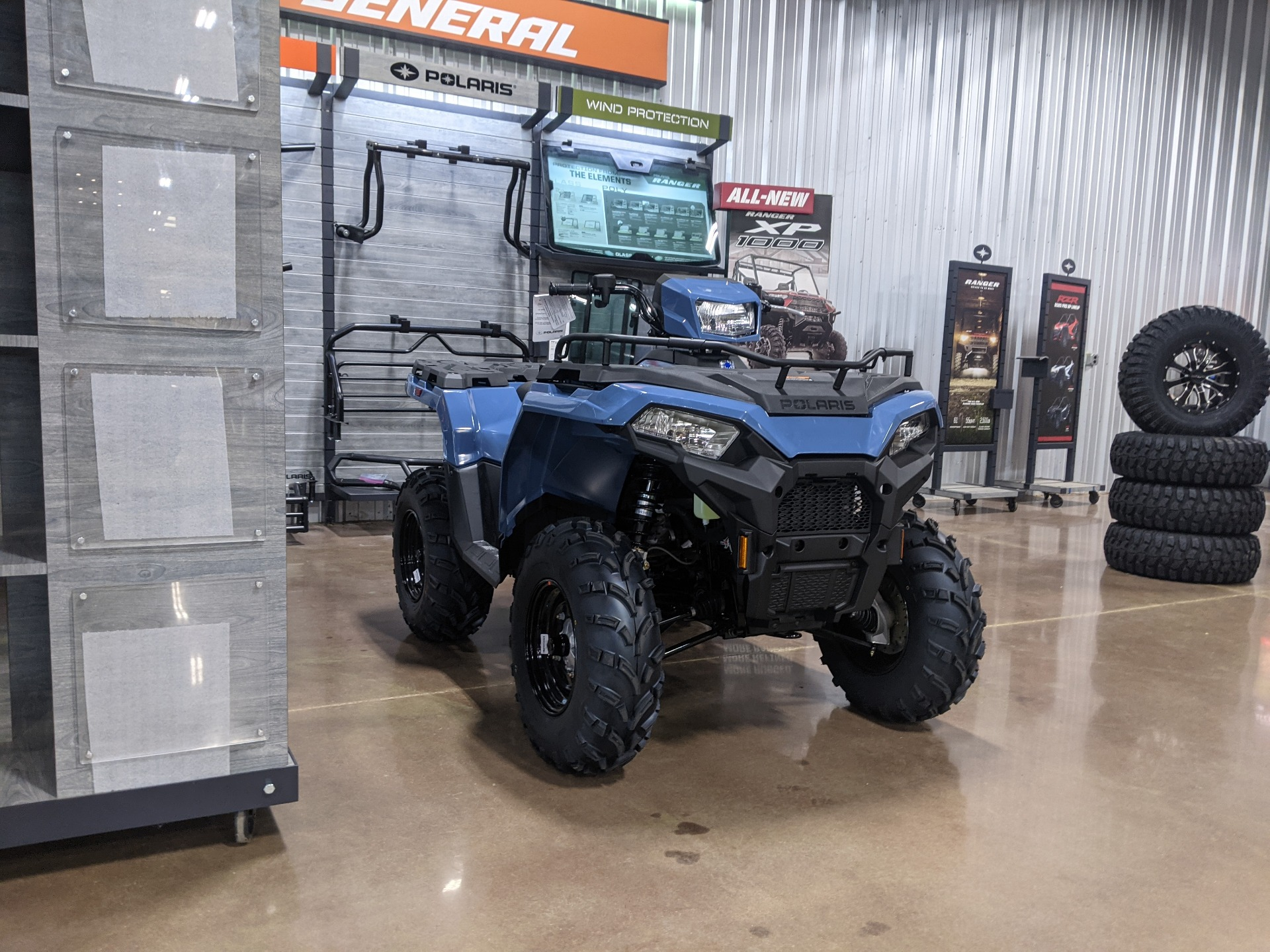 2021 Polaris Sportsman 570 in Sapulpa, Oklahoma - Photo 2
