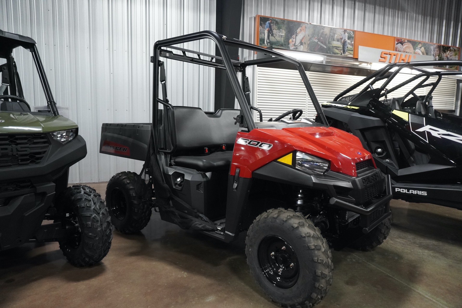 2021 Polaris Ranger 500 in Sapulpa, Oklahoma - Photo 1