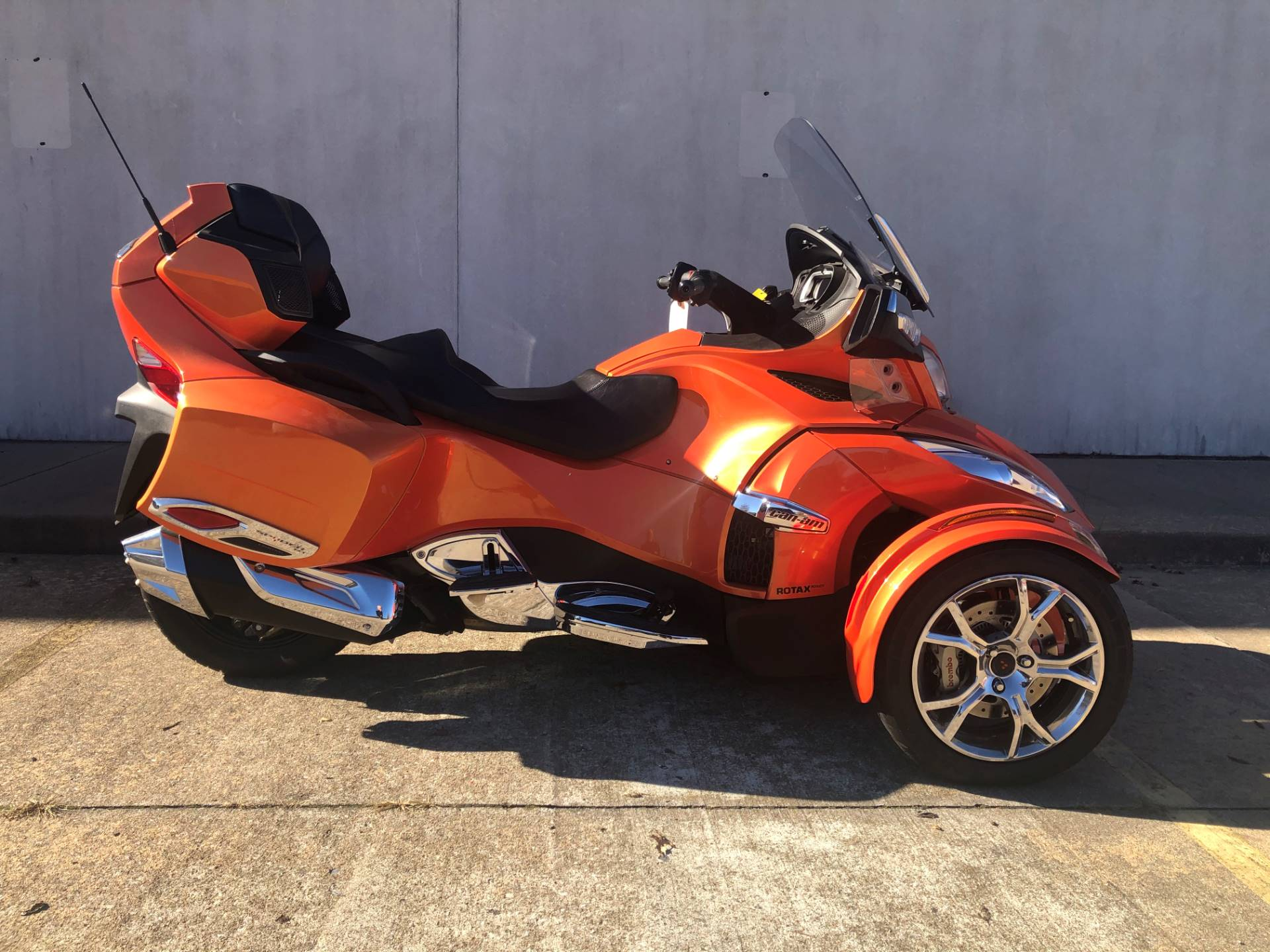 2019 Can-Am Spyder RT Limited in Tulsa, Oklahoma - Photo 1