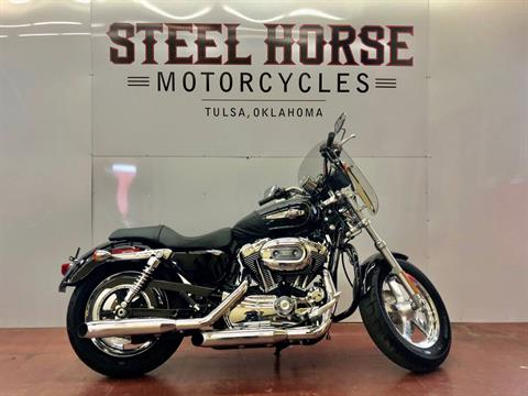 2012 Harley-Davidson Sportster® 1200 Custom in Tulsa, Oklahoma - Photo 1