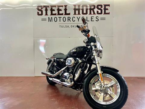 2012 Harley-Davidson Sportster® 1200 Custom in Tulsa, Oklahoma - Photo 3