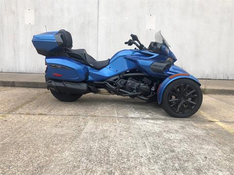 2018 Can-Am Spyder F3 Limited in Tulsa, Oklahoma - Photo 2