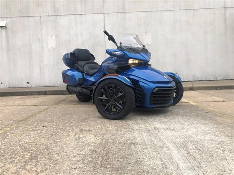 2018 Can-Am Spyder F3 Limited in Tulsa, Oklahoma - Photo 3