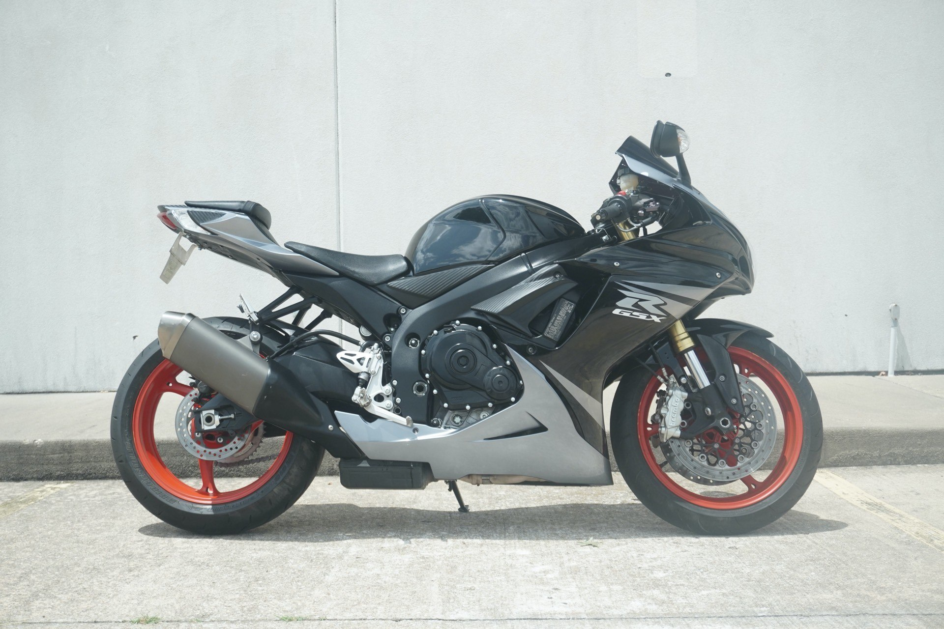 2013 Suzuki GSX-R750™ in Tulsa, Oklahoma - Photo 1